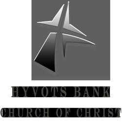 Hyvots Bank church of Christ Logo